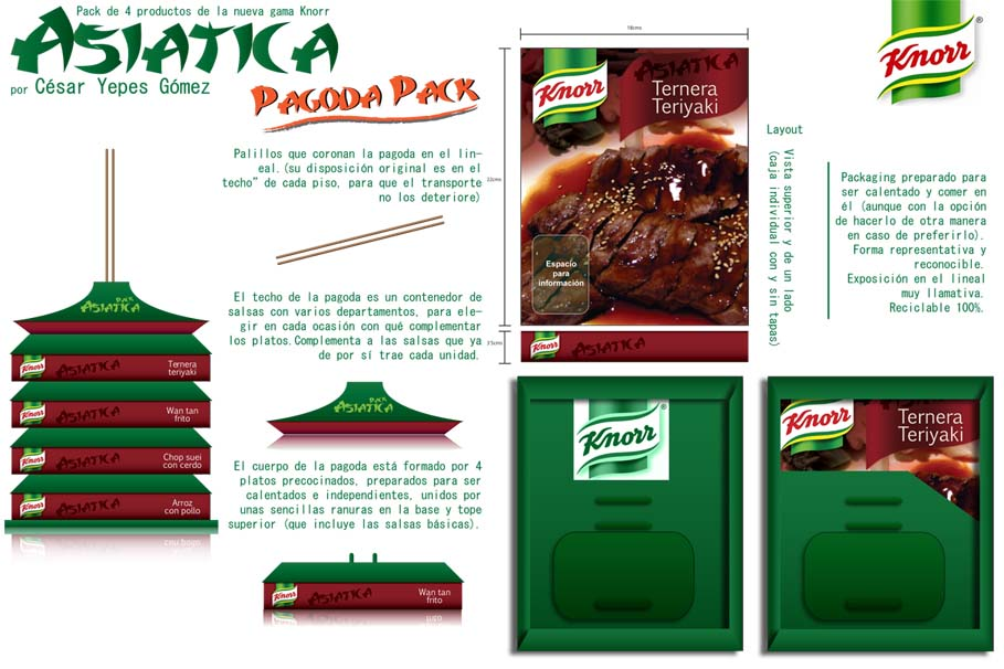 KNOR ORIENTAL FOOD (PACKAGING)