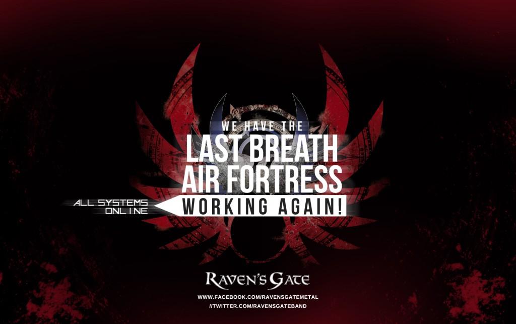 Raven's Gate - LBAF (boceto 02)