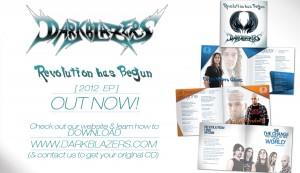 Revolution - Release copia