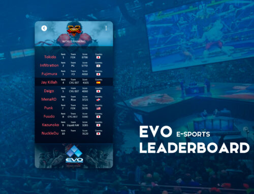 EVO Championship Series (e-sports app)