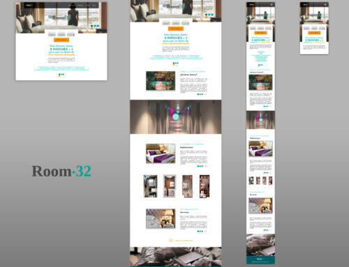ROOM 32 (Landing page)